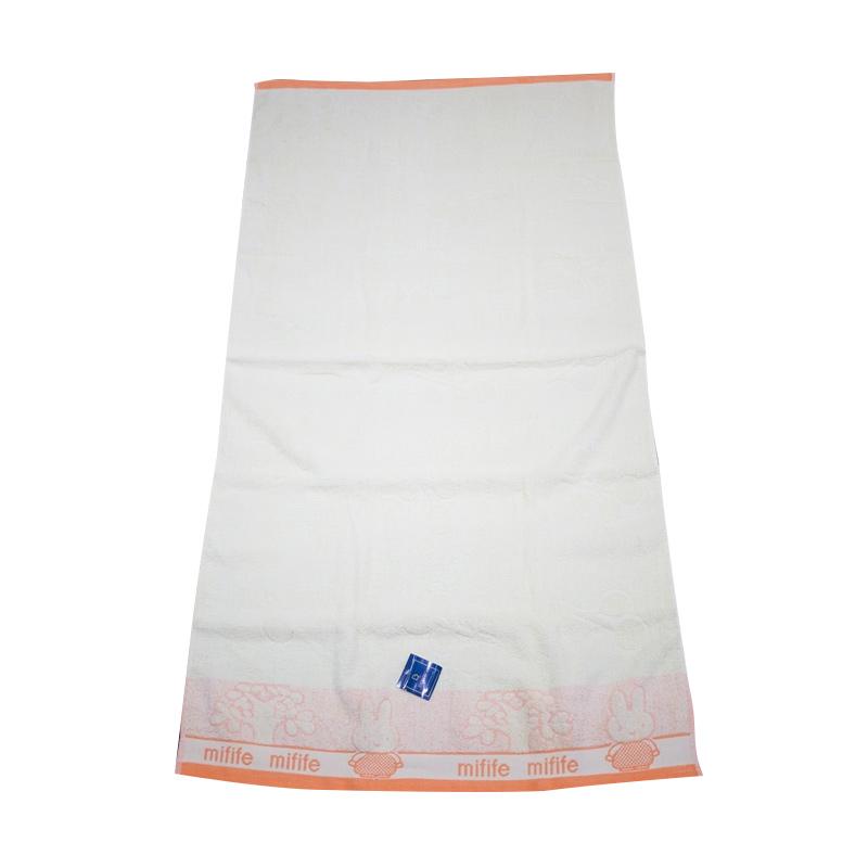 Dixon DX2029 Handuk Mandi - Orange [70 x 140 cm]