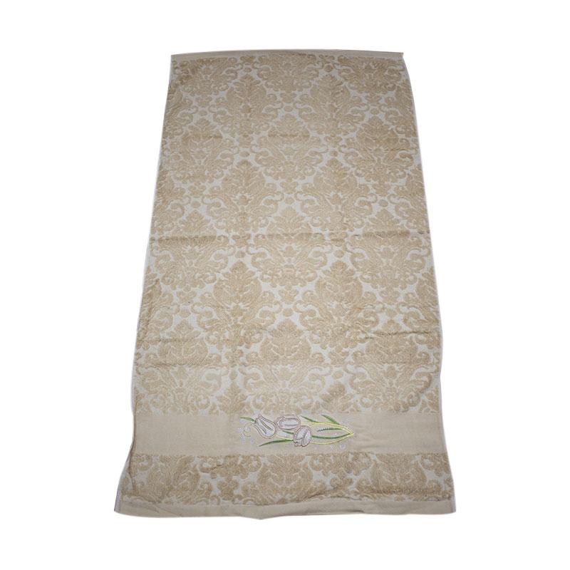 Dixon DX27245X Handuk Mandi Anak - Coklat [50 x 100 cm]