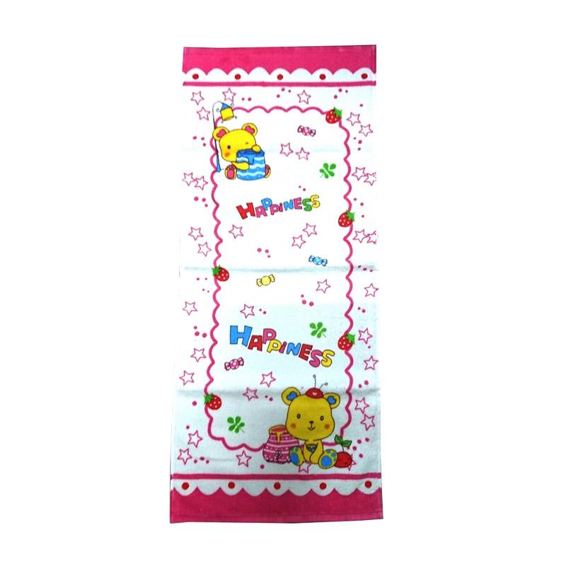 Dixon DX6194 Handuk Muka [35x80cm] Pink