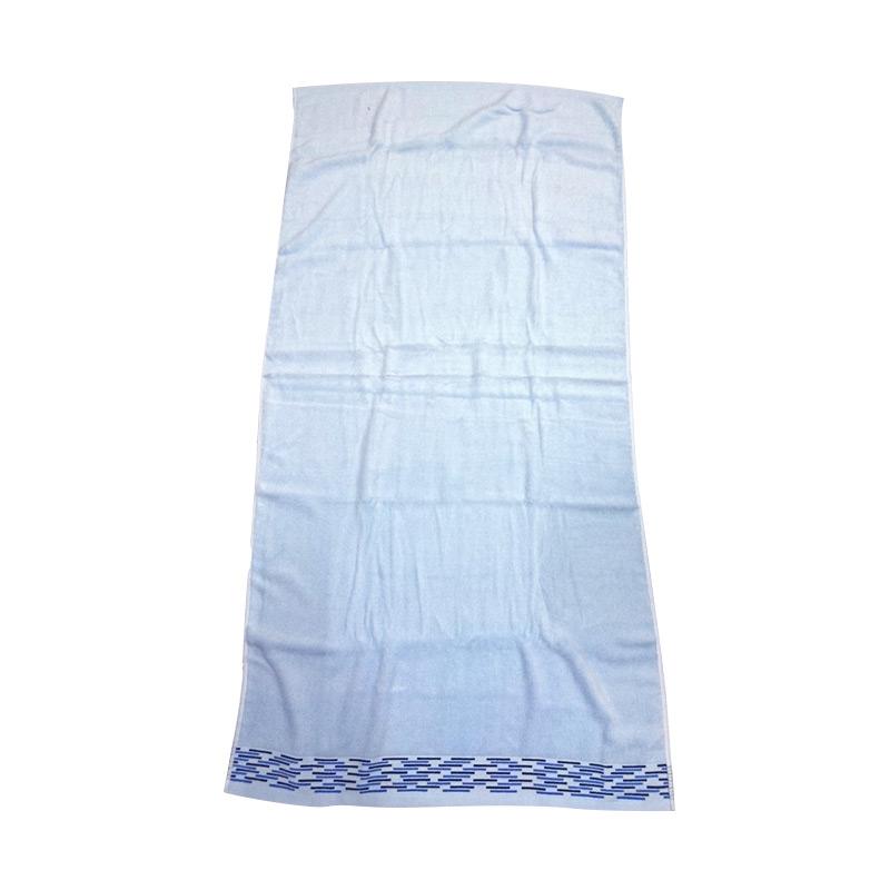 Dixon DX7058 Handuk Mandi - Biru [70 x 140 cm]