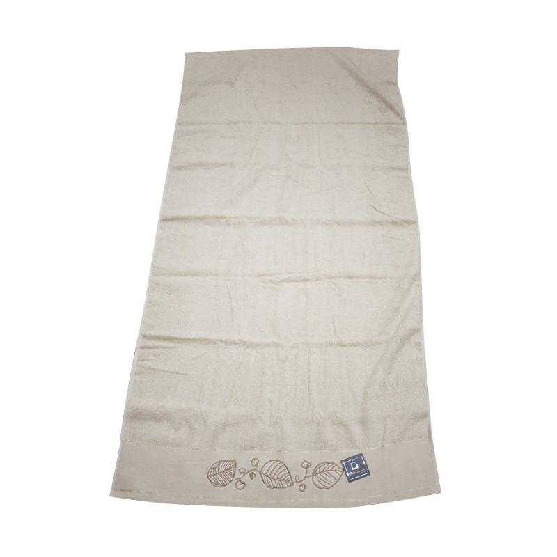 Dixon DX7113 Handuk Mandi - Coklat [70 x 140 cm]