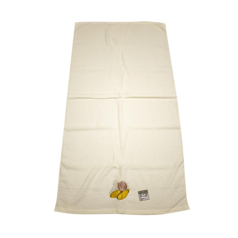 Dixon DX7120 Handuk Mandi - Kuning [70 x 140 cm]