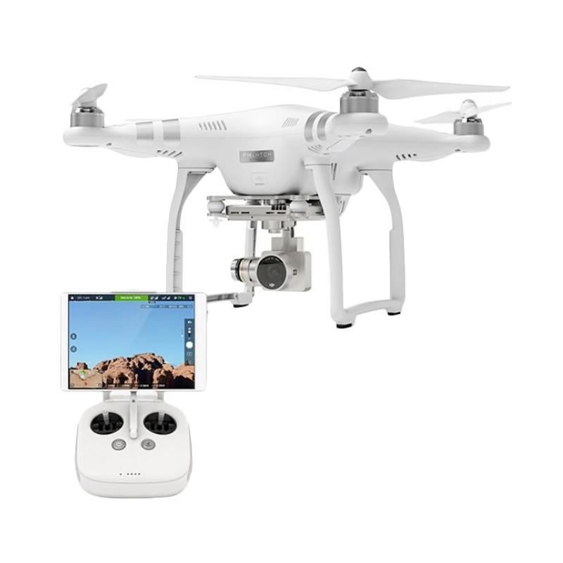DJI Phantom 3 Advanced Drone Extra diskon 7% setiap hari Extra diskon 5% setiap hari Citibank – lebih hemat 10%