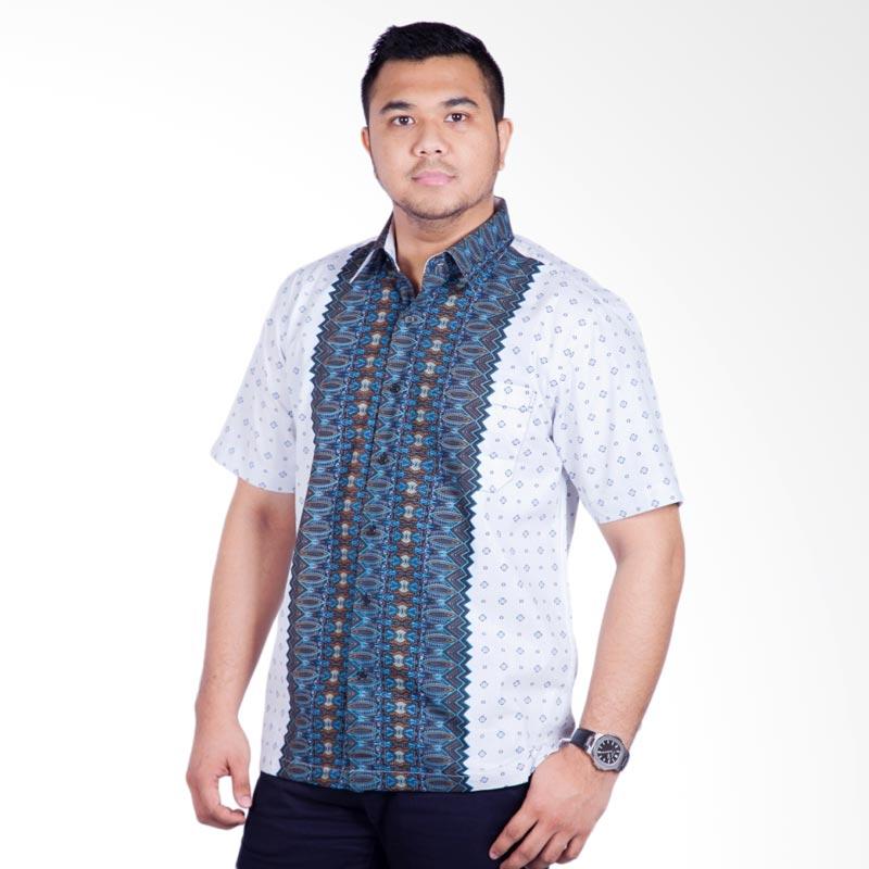 Djoeragan LK308 Kemeja Batik Modern