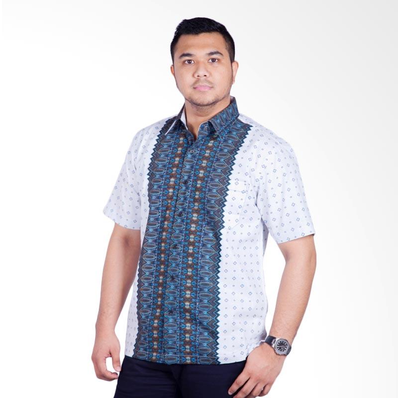 Djoeragan LK309 Kemeja Batik Pria