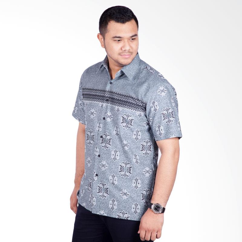 Djoeragan LK311 Kemeja Batik Pria