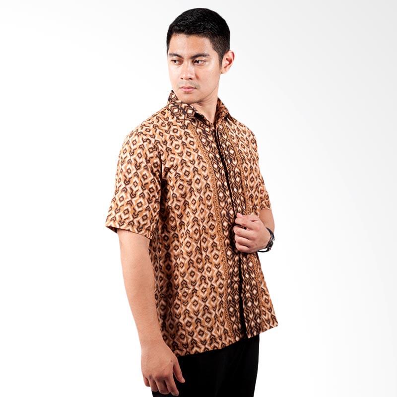 Djoeragan LUK4a Kemeja Batik Pria