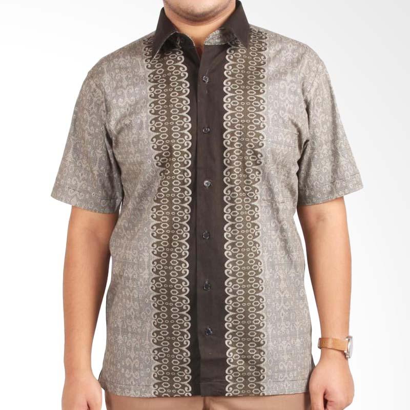 Djoeragan Modern LK04 Kemeja Batik Pria