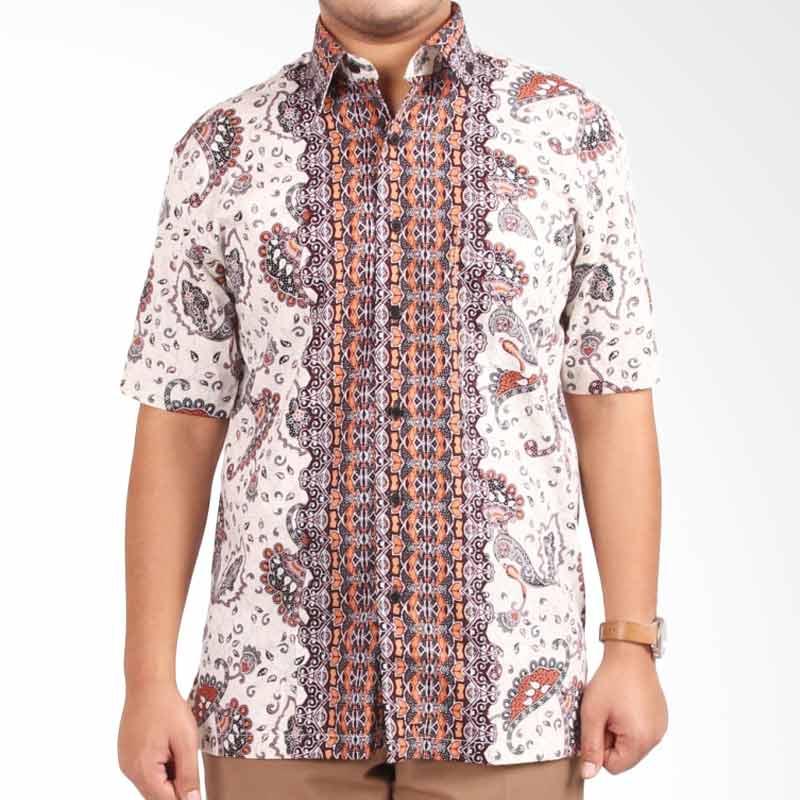 Djoeragan Modern LK05 Kemeja Batik Pria