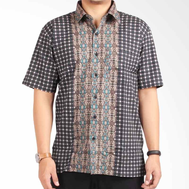 Djoeragan Modern LK07 Kemeja Batik Pria