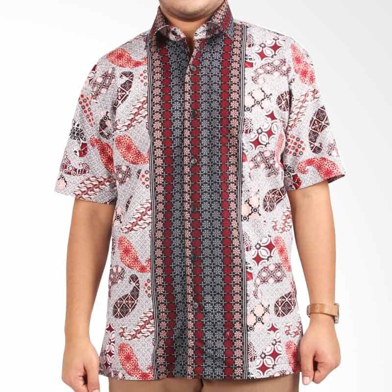 Djoeragan Modern LK09 Kemeja Batik Pria