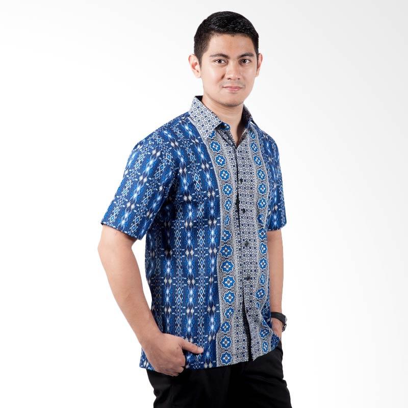 Djoeragan Modern LK2-05 Kemeja Batik Pria