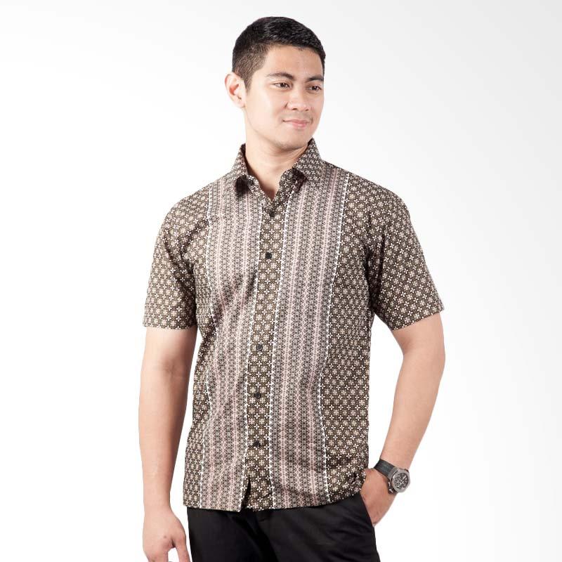 Djoeragan Modern LK209 Kemeja Batik Pria