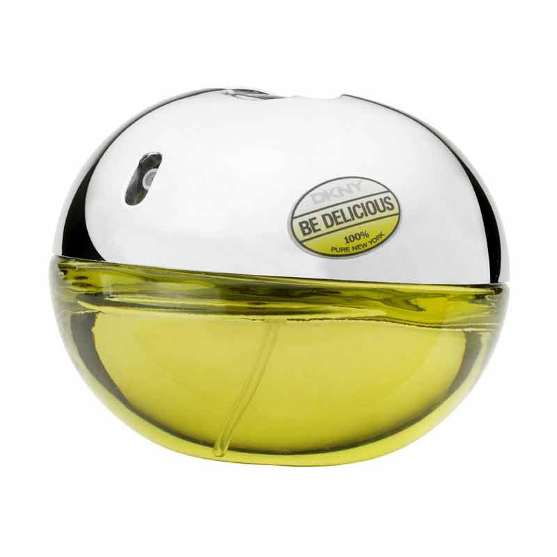 DKNY Be Delicious Woman Parfum EDP Wanita Ori Tester  Non Box