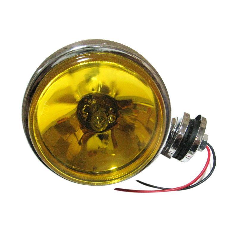 DLAA AZ1026Y FOG Lamp Universal Yellow Lampu Depan Mobil
