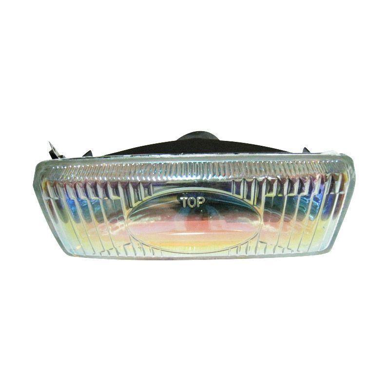 DLAA AZ111RB FOG Lamp Universal Rainbow Lampu Depan Mobil