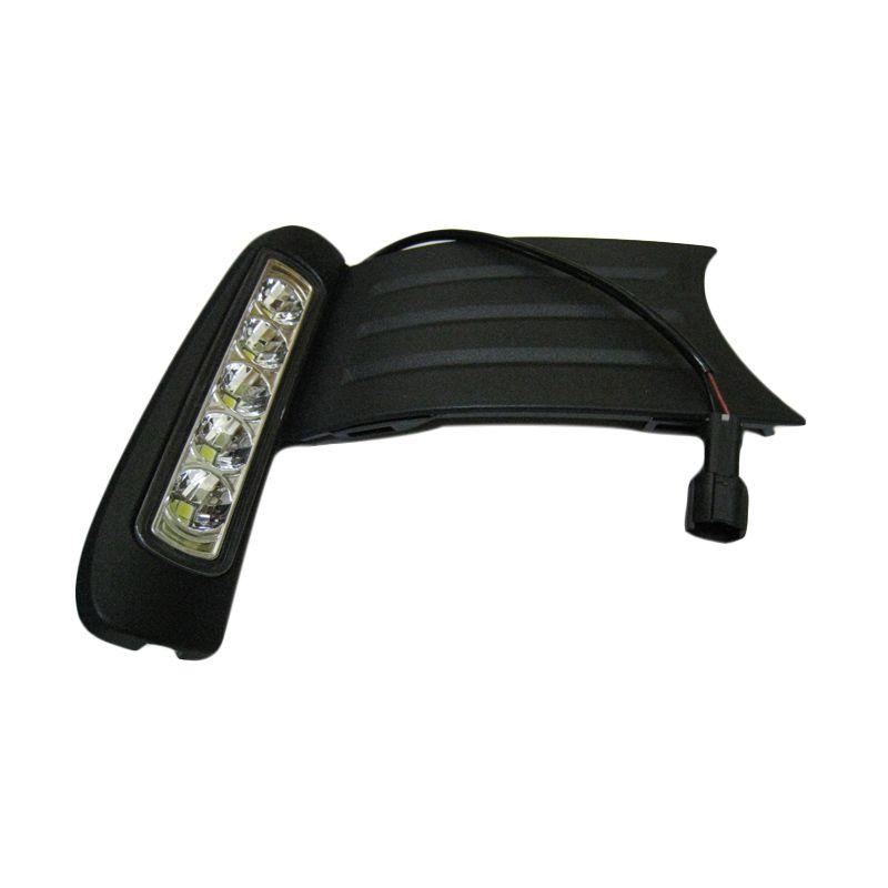 DLAA DRL Lampu Mobil Untuk Honda Jazz 2011-2013