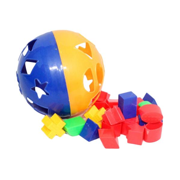 DND Shop Puzzle Ball Mainan Anak