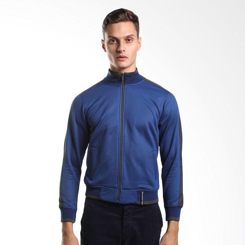 D&F CVC 1100677 Blue...Jaket Pria
