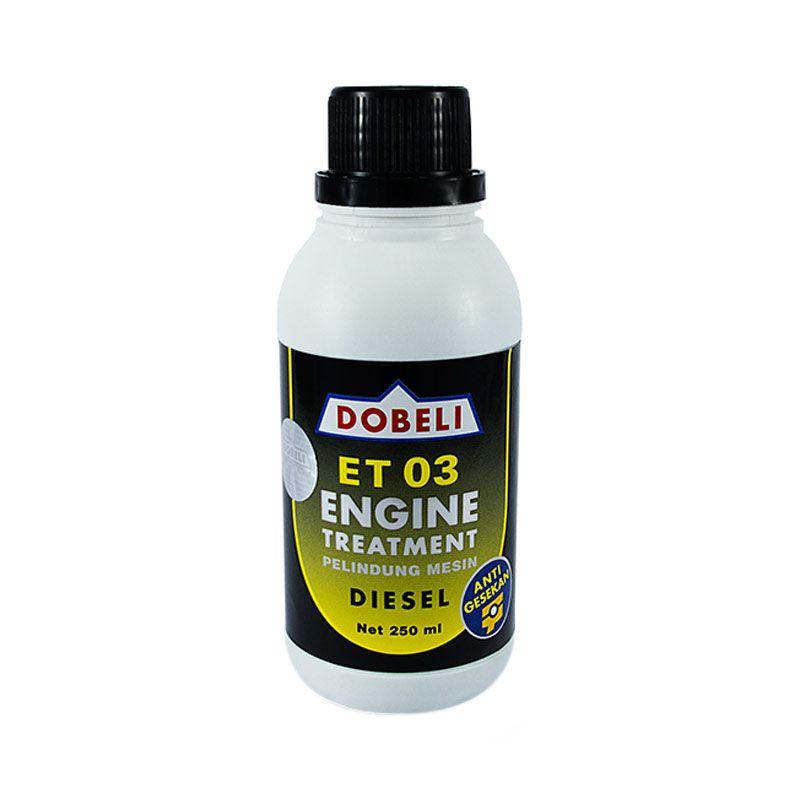 Dobeli ET 03 Engine Treatment Pelicin dan Perawatan Mesin Mobil