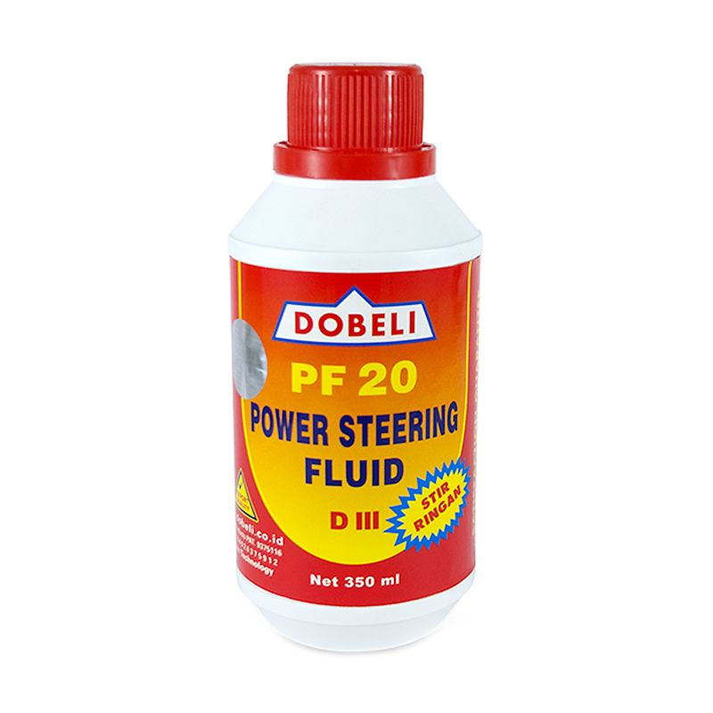 Dobeli PF 20 Power Steering Fluid Oli Power Steering