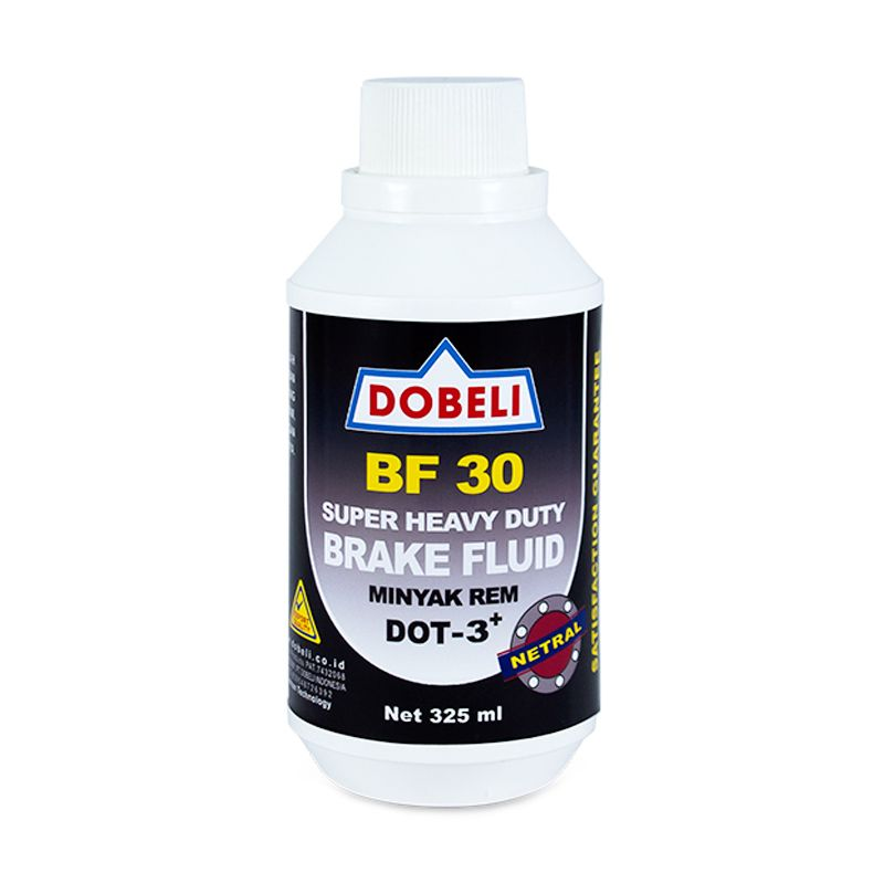 Dobeli Super Heavy Duty Brake Fluid BF30 Minyak Rem Merah