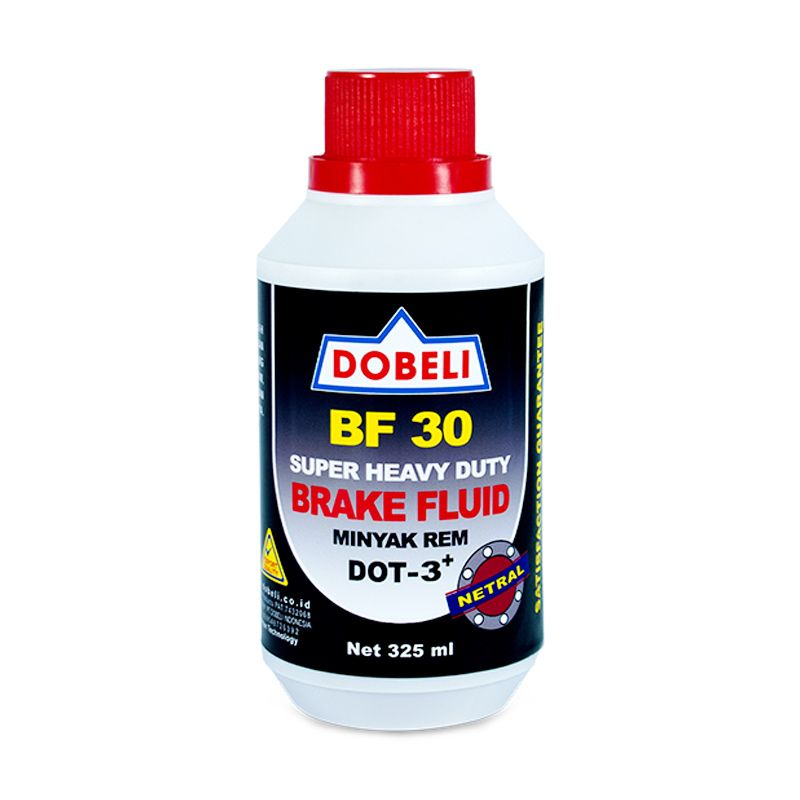 Dobeli Super Heavy Duty Brake Fluid BF30 Minyak Rem Putih