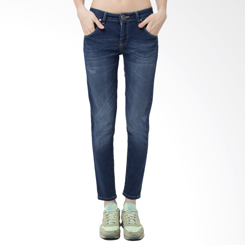 People's Denim Ladies Jeans Scarlet