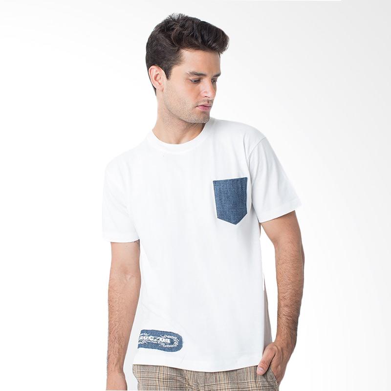 People's Denim DD1 T-Shirt Atasan Pria