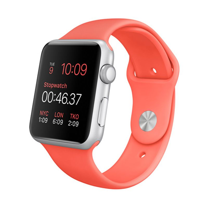 Apple Sport Pink Smartwatch [42 mm]