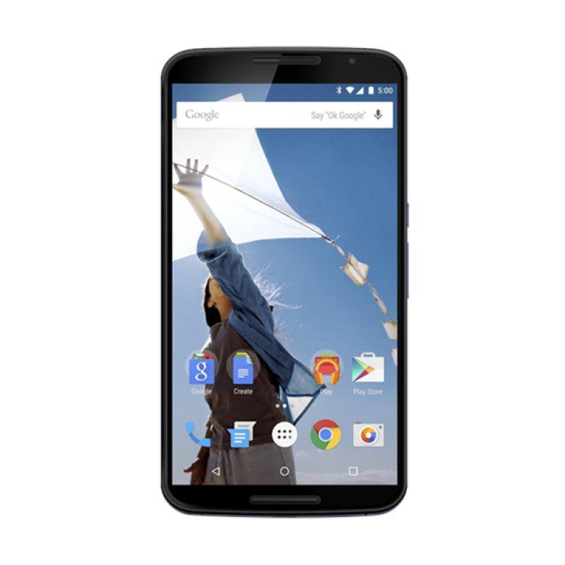 Motorola Nexus 6 Midnight Blue Smartphone