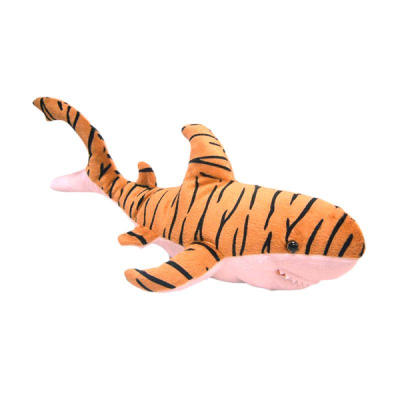 Tristar Tiger Shark Boneka [20 Inchi]