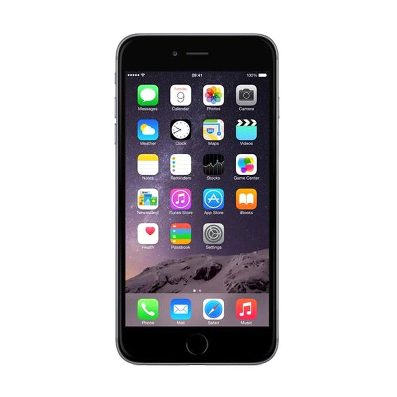Apple iPhone 6 16 GB Space Grey Smartphone