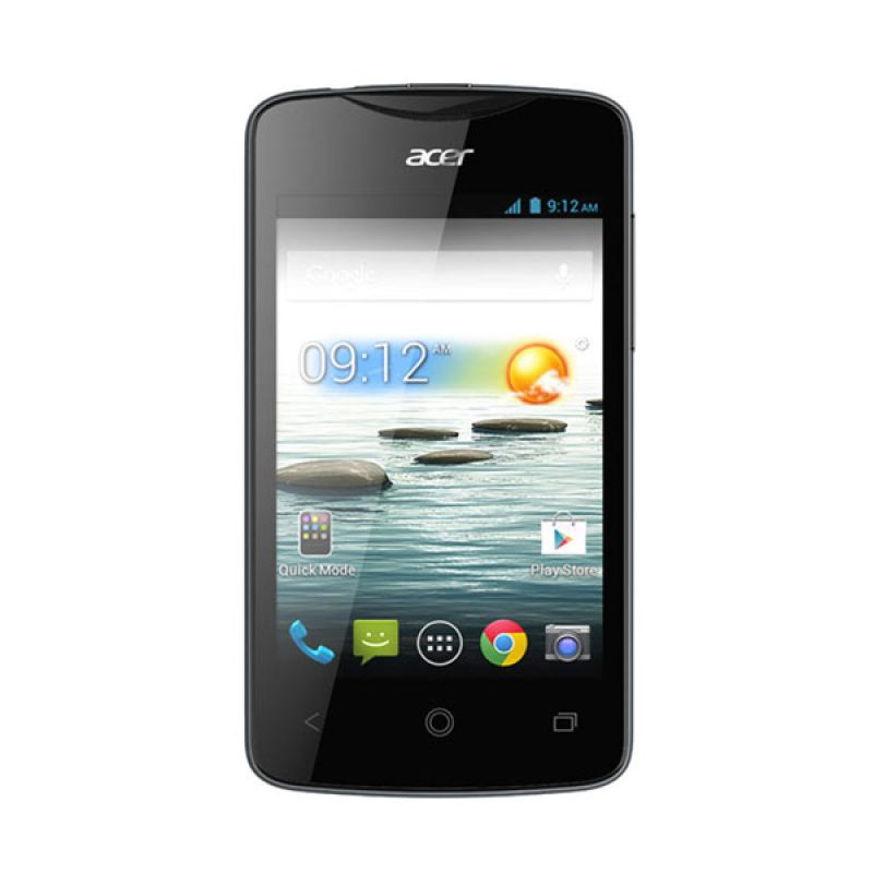 Acer Liquid Z3 Hitam Smartphone