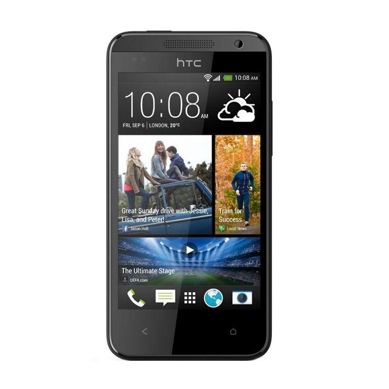 HTC Desire 300 Hitam Smartphone