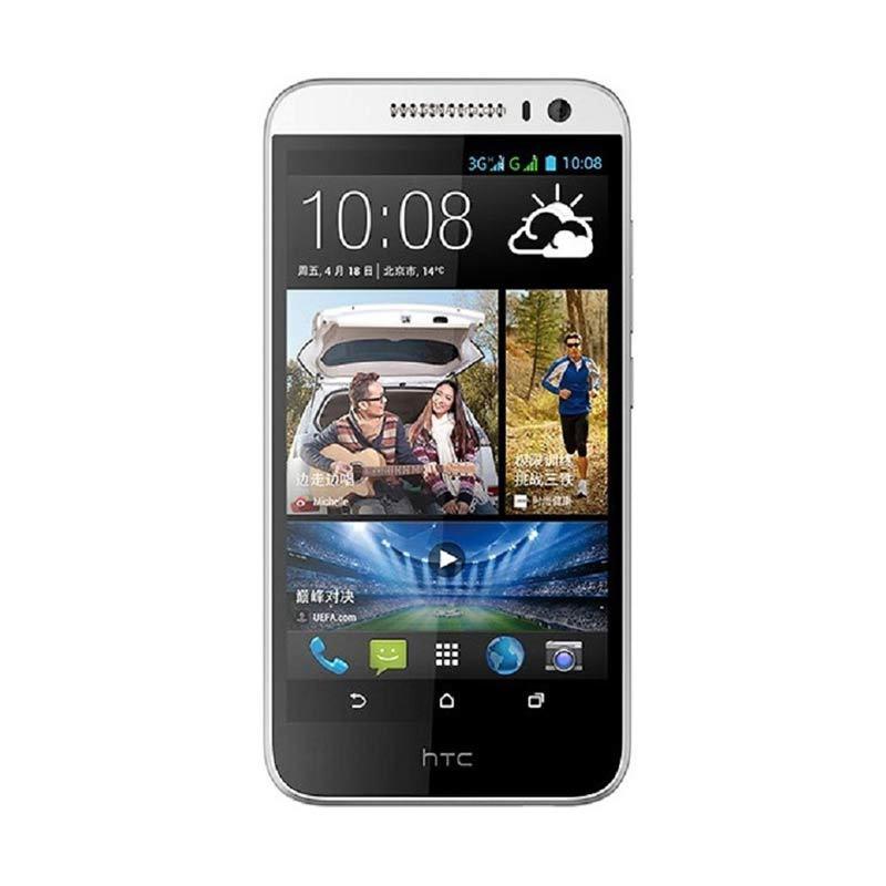 Smartphone HTC Desire 616 - Dual SIM - Putih