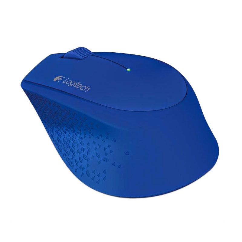 Logitech M280 Blue Wireless Mouse