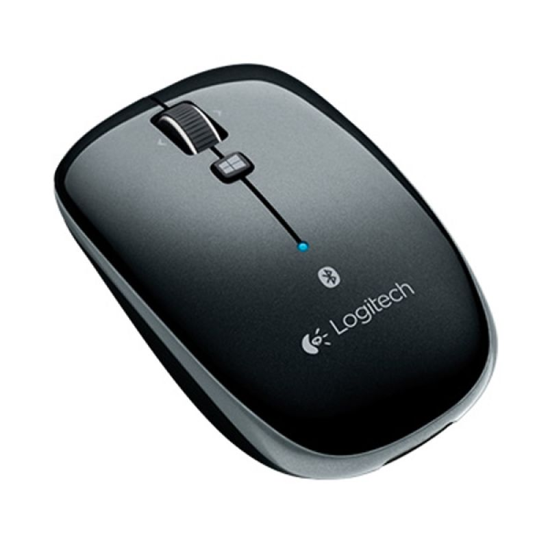 Logitech M557 Dark Grey Wireless Mouse