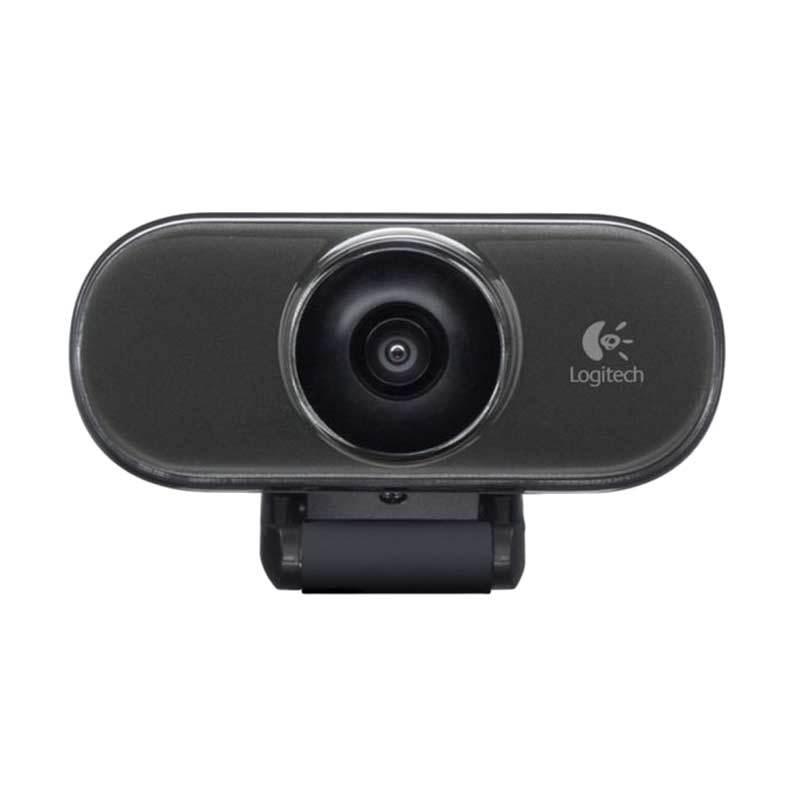 Logitech Quickcam C210 Black Webcam