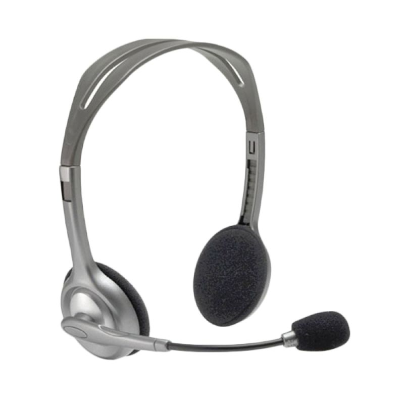 Logitech Stereo H110 Headset