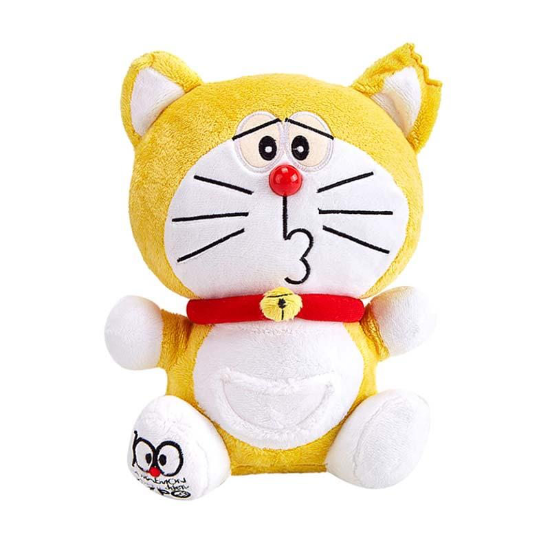 Doraemon Ear Beaten Mainan Anak - Yellow