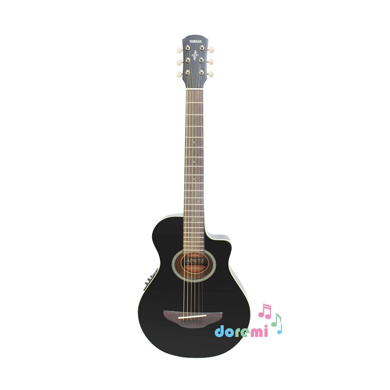 Yamaha Electric Accoustic Guitar APX-T2 Black