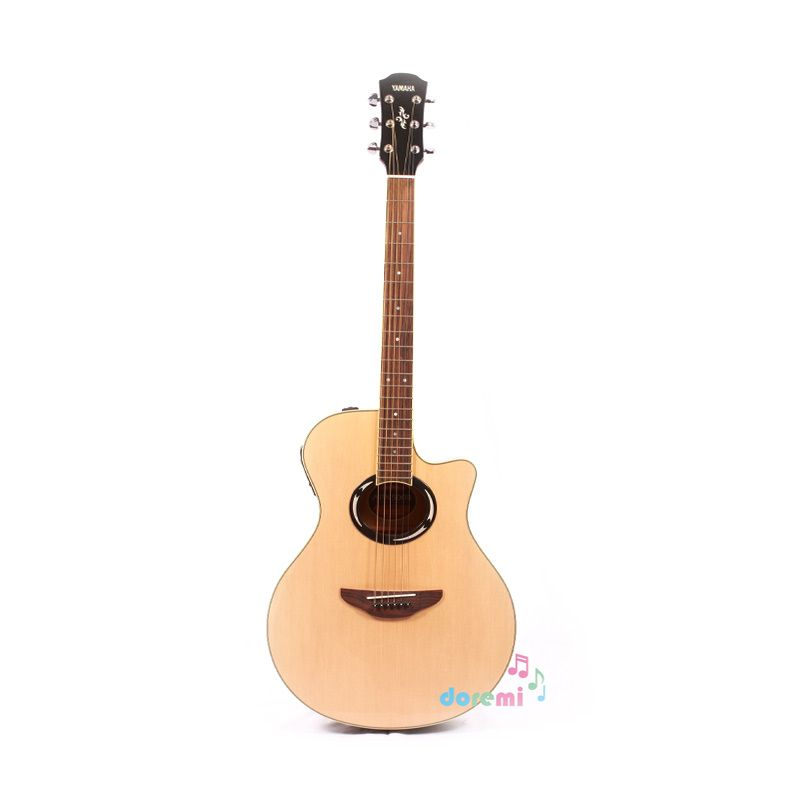 harga Yamaha Electric Acoustic Guitar APX-500II Natural Blibli.com