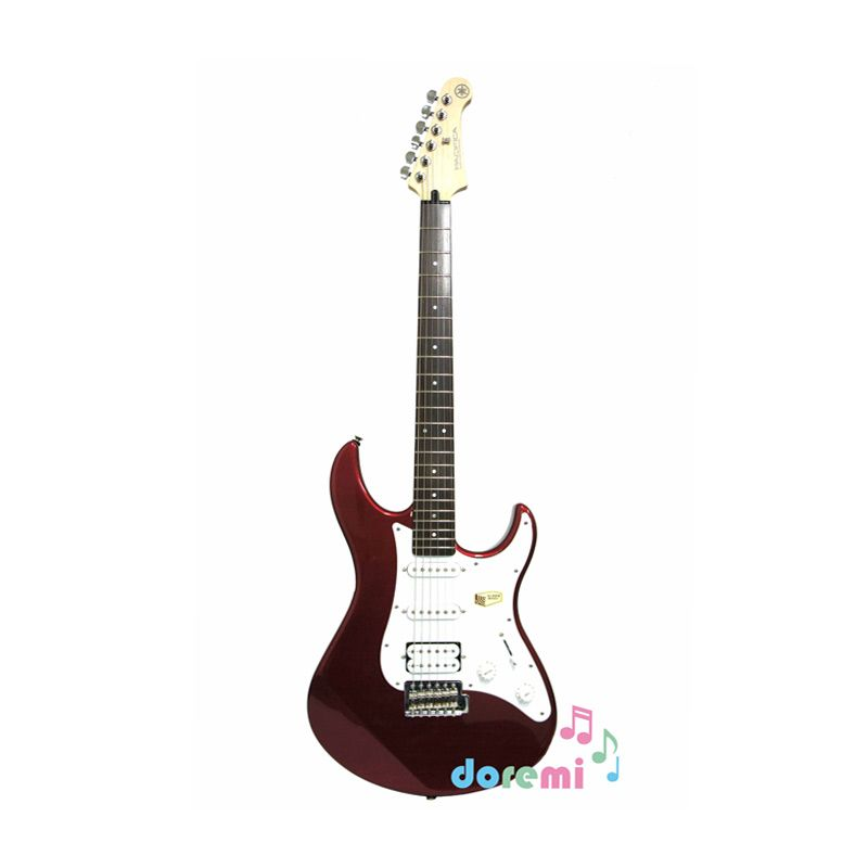 Yamaha Electric Guitar PAC-112J Red Metallic
