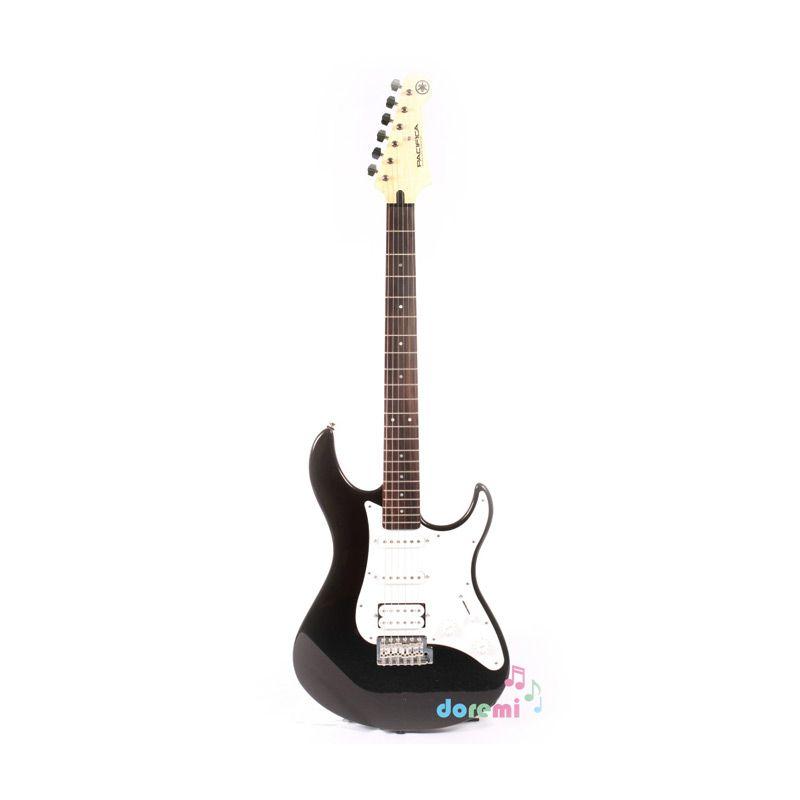 Yamaha Electric Guitar Pacifica-012 Black