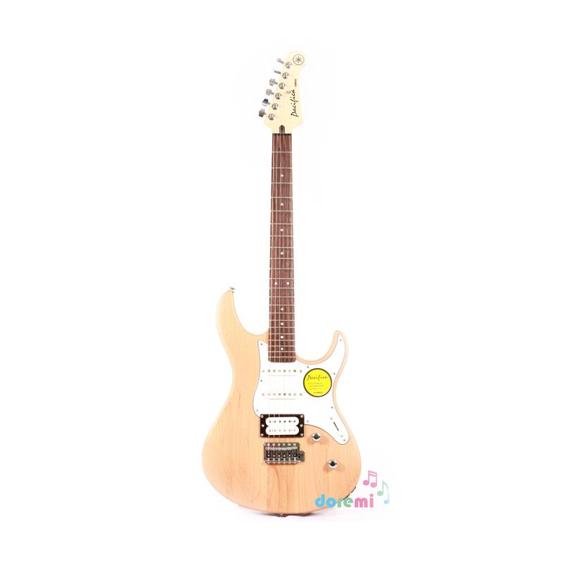 harga Yamaha Electric Guitar Pacifica-112V Yellow Natural Satin Blibli.com