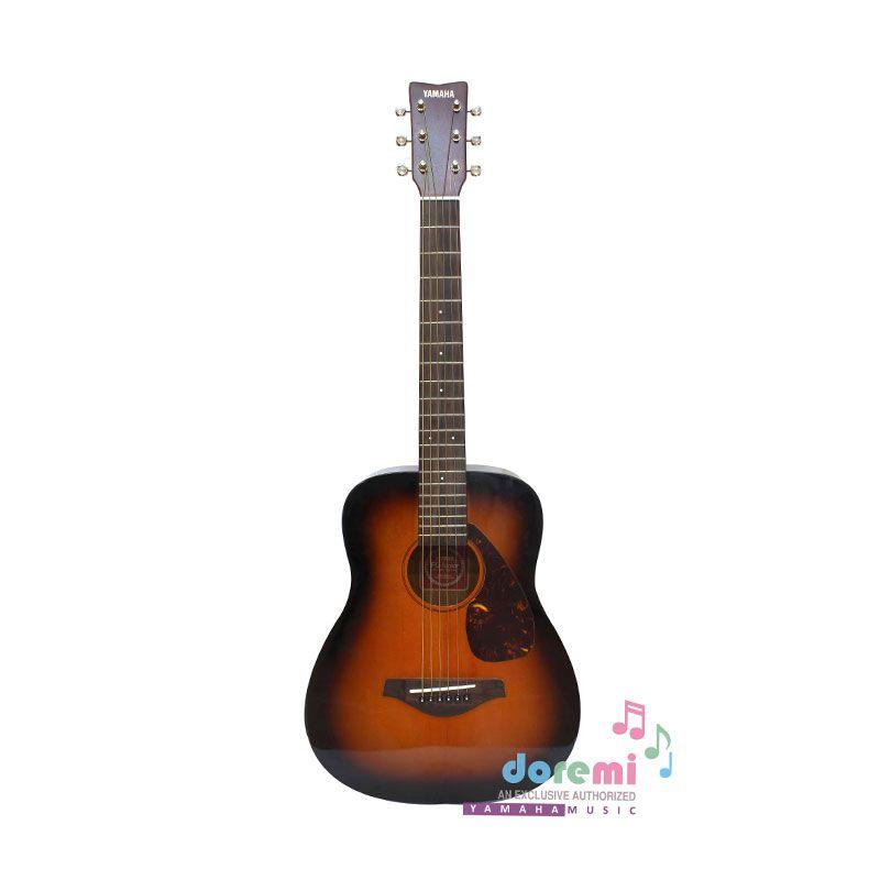 Yamaha Folk Guitar JR-2 Tobacco Brown Sunburst