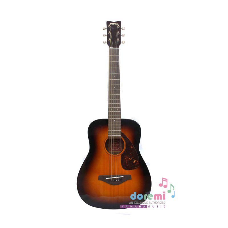 Yamaha Folk Guitar JR-2S Tobacco Brown Sunburst