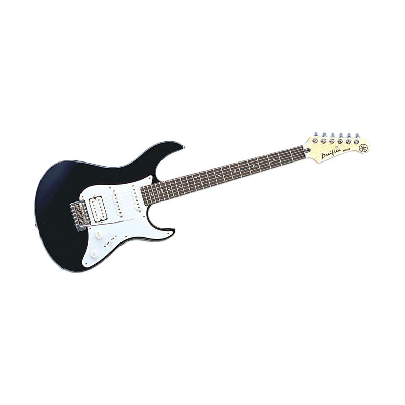 Yamaha PAC-112J Black Electric Guitar