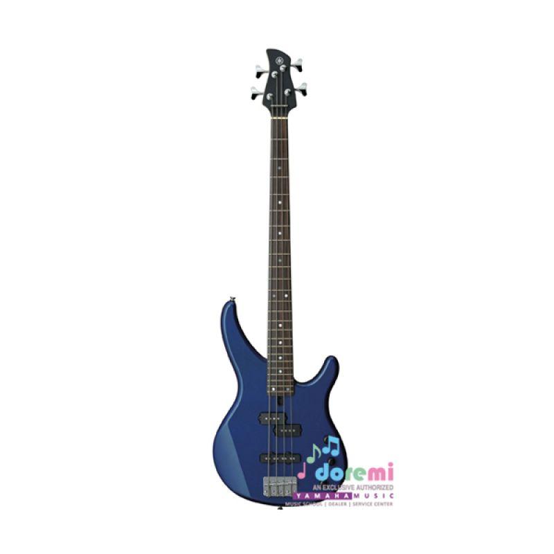 Yamaha TRBX174 Dark Blue Metalic Electric Bass